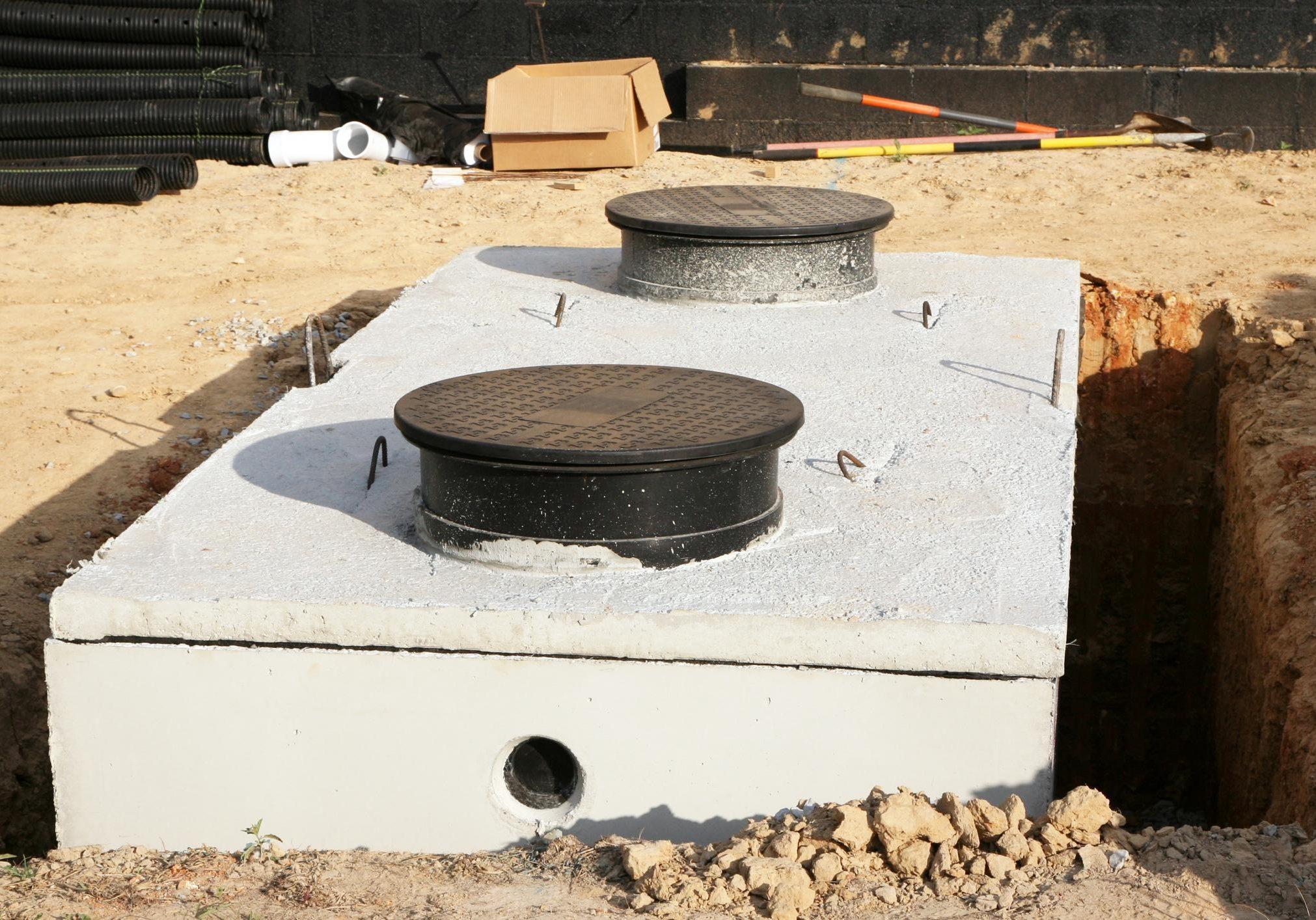 Dallas Septic Tank Cleaning - Septic Tank Repair 1
